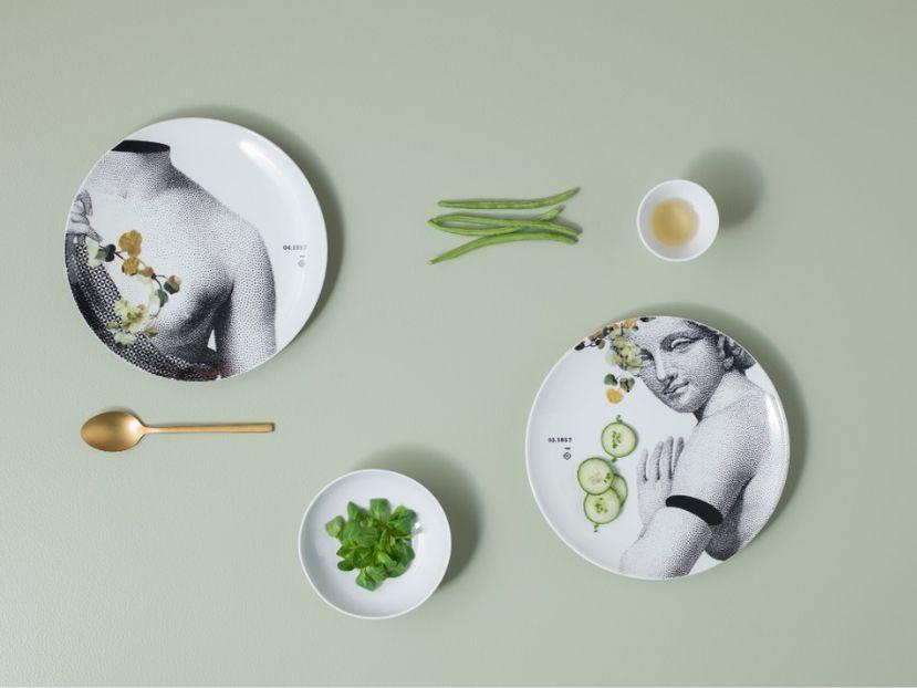 Porcelaine - Ibride - La minute déco