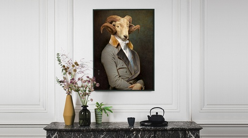 Portrait collector Bel Ami